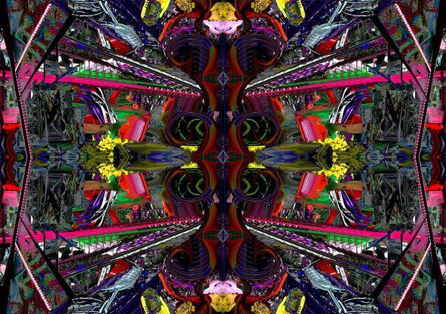 """""""Ascent panels 1-4"""" #abstract  #Acrylic #art #Artist #artistic #ArtWork #colours #Kaleidoscopic #Kinetic #Multimedia #MyStyle #Surréalisme #unique"""