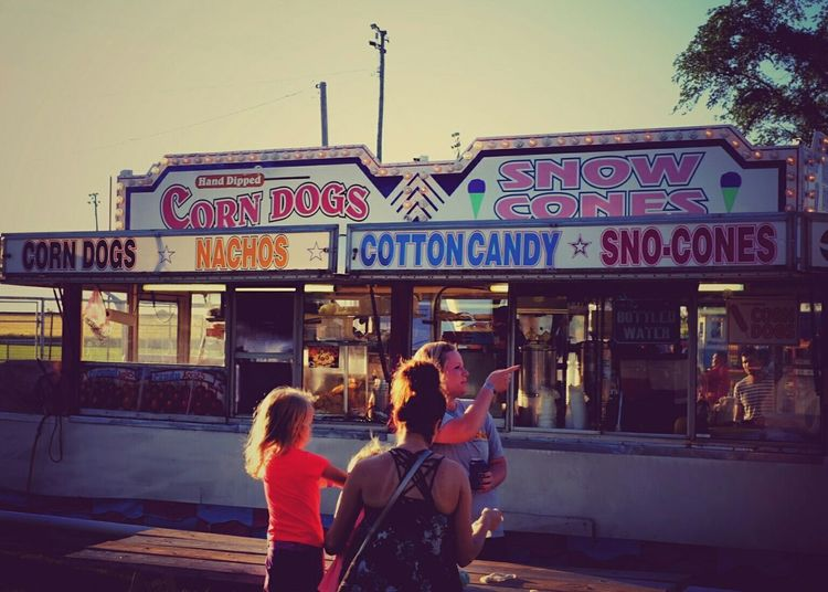 Carnival A Day In The Life Small Town Rural America Junk Food Taking Pictures Portrait Of America Kansas Walking Around MidWest
