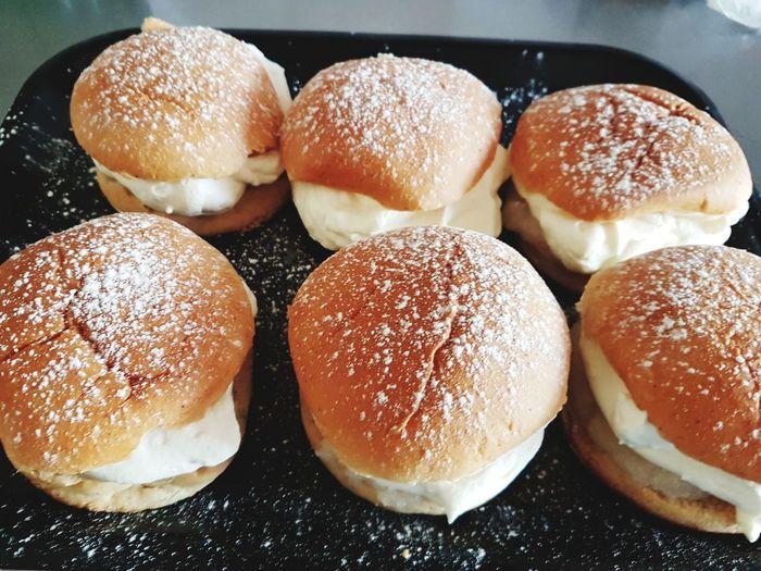 Buns Semla Semlor Fest Semlor Baking Bakingtime Jumjumjumdelicious Jumjum