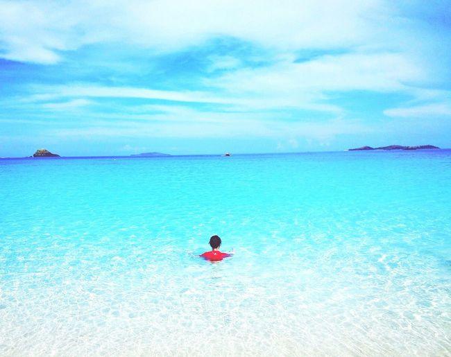 Ocean Blue Blue
