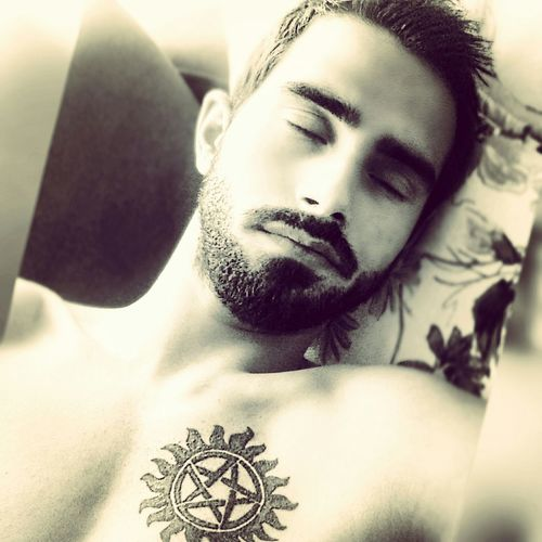 Uyku Dinlenmek Sleeping Goodday Smile Tattoo Dövmem Gülümse :) Sakal Güzelgün