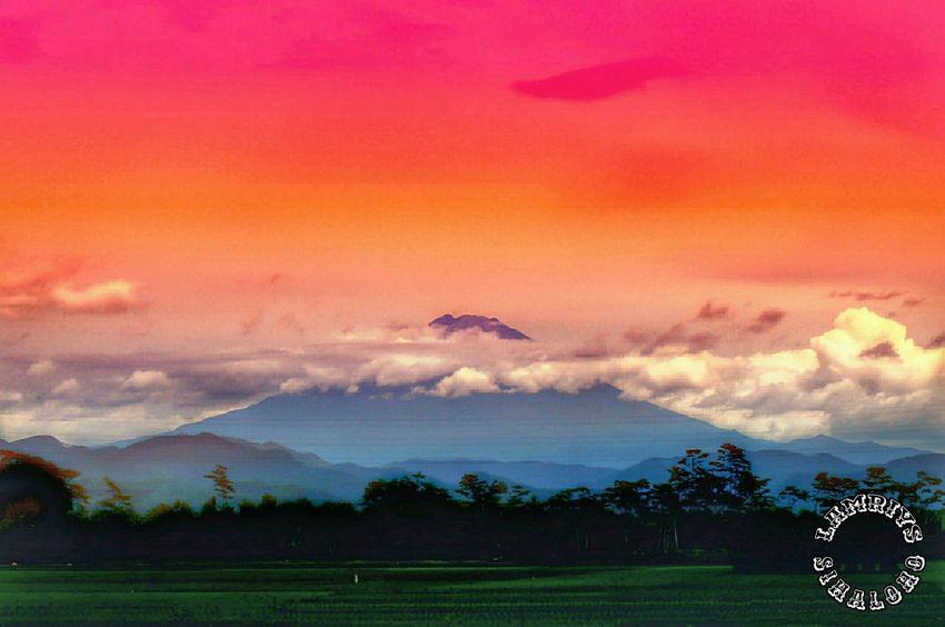 Mountains Sindoro Jawa Tengah