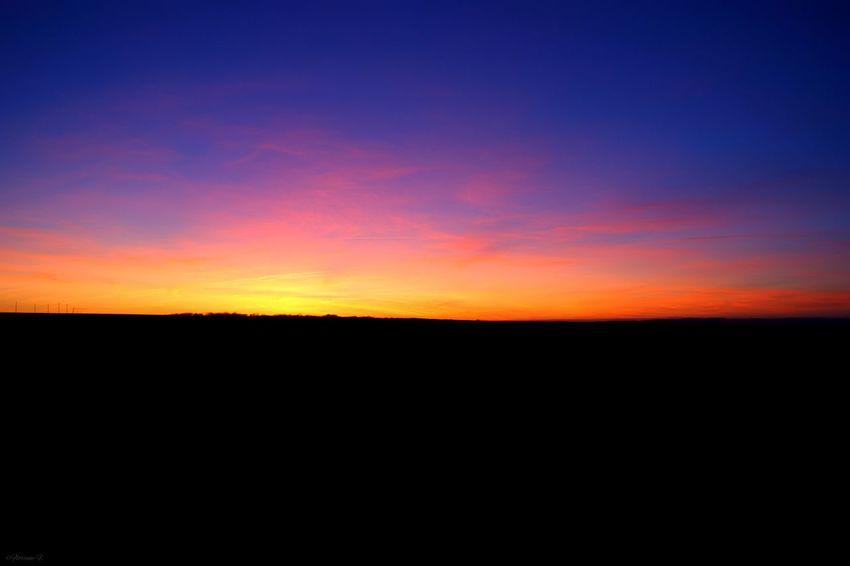 Sunset_collection Coucher De Soleil Yonne France Archive Landscape_Collection Landschaft Paysages Sonnenuntergang Lovephotographyandnature EyeEm Nature Lover
