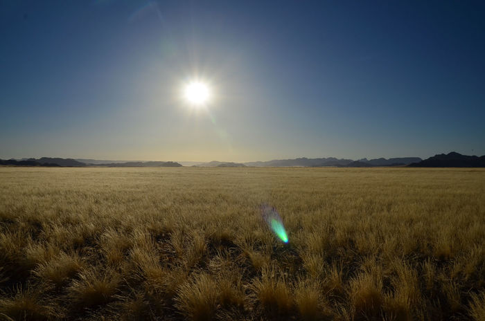 Endless Namibia Blinding Steppe Sundown W-namibia Wideness