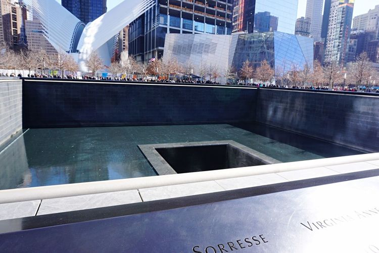 A truly humbling place NeverForget