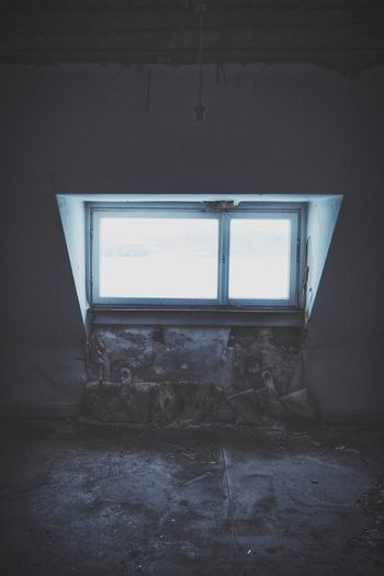 Window Lostplaces Urbex Window Indoors  Abandoned Architecture Empty Built Structure No People Desolate