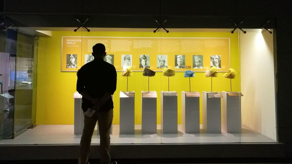 A day at the museum. National Museum Of Malaysia Kuala Lumpur Malaysia  History Politics And Government Government Justice - Concept Standing Yellow One Person One Man Only Head Gear HuaweiP9
