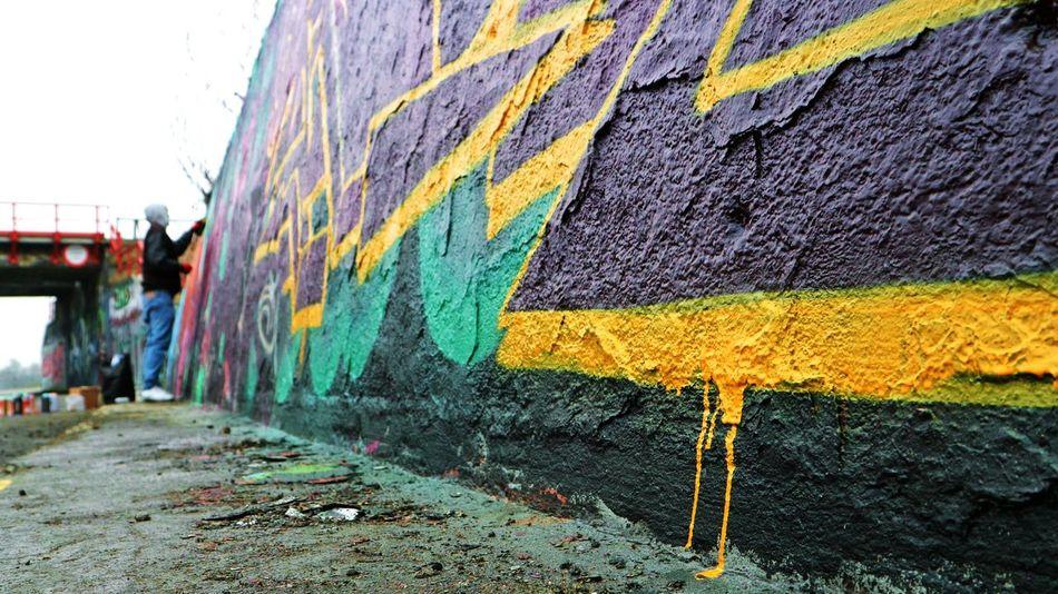 Graffiti Sprayer Writer Hall Of Fame Art Artist Graffiti Wall Graffiti Spraying