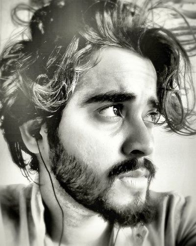 Selfportrait Selfie Playing Withcamera Desibeard Hairwaves Hairstyle Visionary Imaginary Beleiveinyourself Mumbaikar F4F L4l