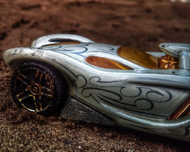 car Eye4photography  EyeEmNewHere Dusty Car HotWheels Hotwheelscollector Hotwheelsaddict Sand Sandy Close-up Car CarShow Car Point Of View No People Day Outdoors