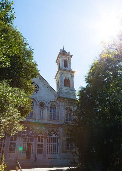 Hagia Triada Greek Orthodox Church, Istanbul Architecture Istanbul Life In Istanbul Middle East Turkey Summer Travel Destinations Turkish