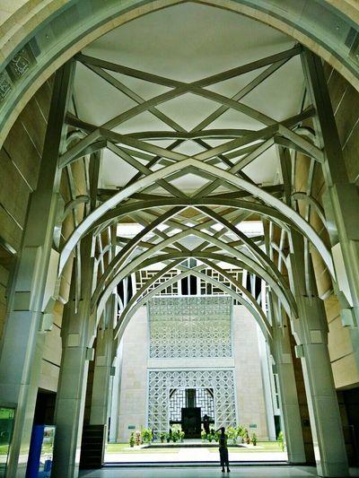 Architecture Built Structure Arch Iron - Metal Day Masjid Tuanku Mizan Putrajaya, Malaysia
