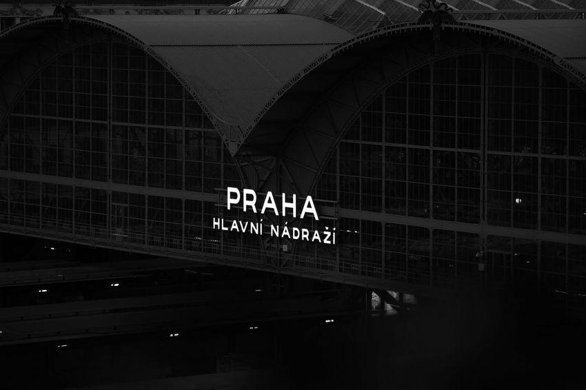 Czech Czech Republic Praha B&w Praha Czech Praha Czech Republic Train Train Station Train Station Platform