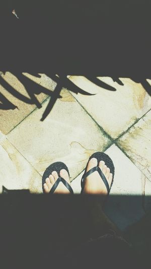 contrast Sunray Feet Hot EyeEm Indonesia