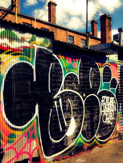 Urban Tagging future has been club ...