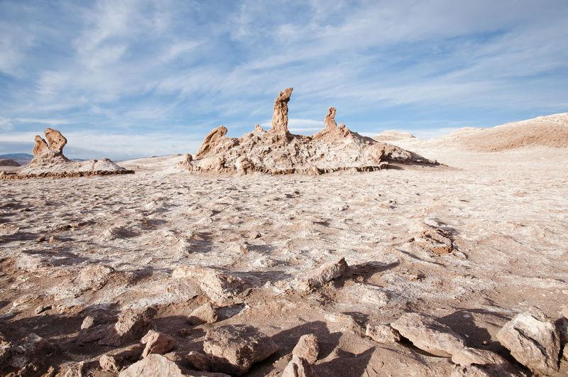 The Three Marys - Atacama Desert - Chile Atacama Desert Chile Moon Valley The Three Marys Valle De La Luna Valley Of The Moon