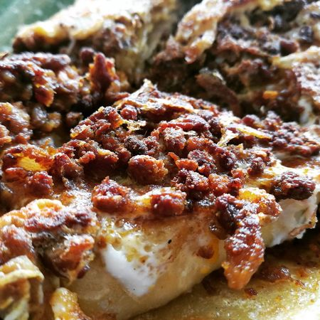 Murtabak Singapore Food Freshness Food And Drink Close-up Ready-to-eat No People Indoors  Day