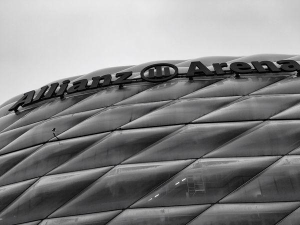 Visiting Sport Football Stadium BayernMunich Architecture Blackandwhite Gapa1516