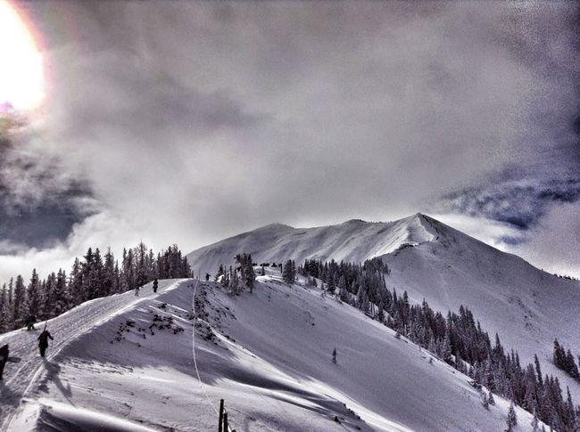 The EyeEm Facebook Cover Challenge Aspenhighlands Colorado Winter