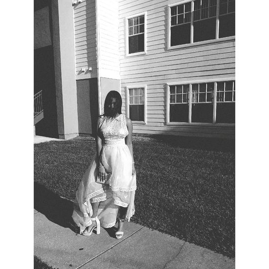 The Girl One Person Young Adult PromNight First Eyeem Photo