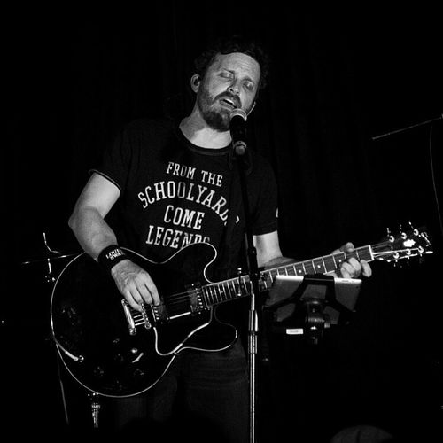 Rob Benedict from Louden Swain. Music Louden Swain Rob Benedict SPN Cast Supernatural Spnfamily