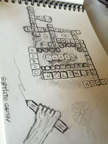 Dessin Charliehebdo Kiff Crayons