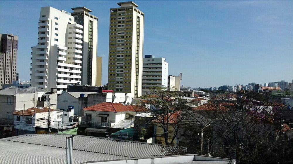 City Life Urban Skyline Cityscape Tall - High Built Structure City Brazil