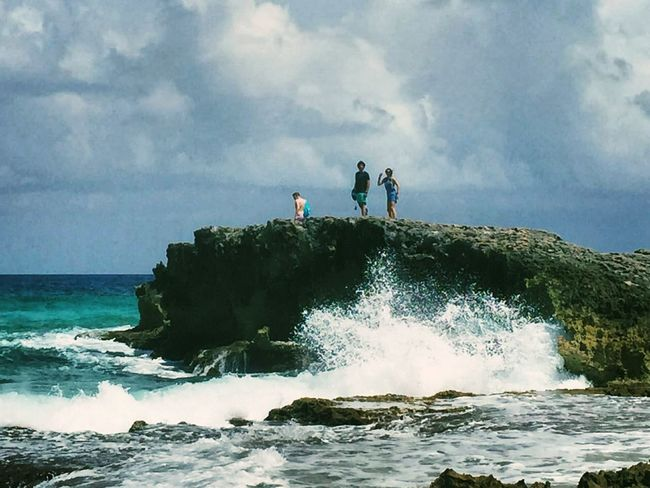 MEXICO Sea Risk Wave Outdoors Water Adventure Nature Sky Day Salty Water Been There.