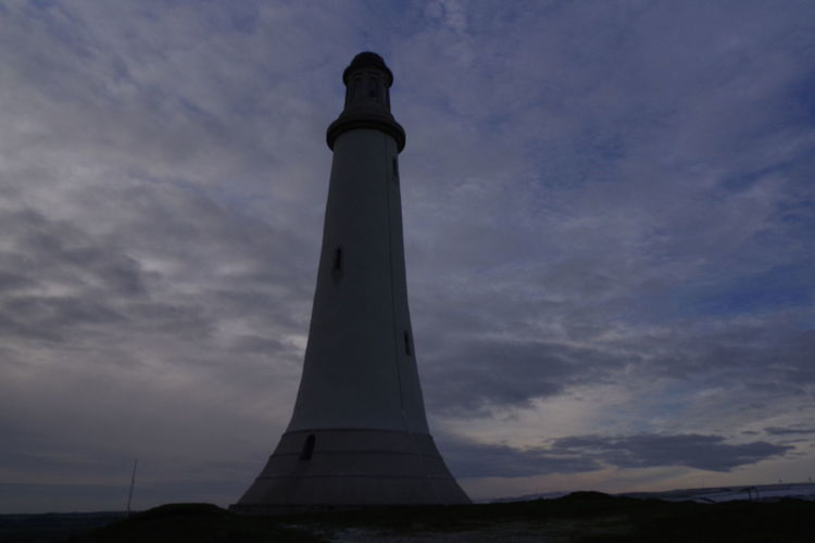 Ulverston Hoad Monument Memorial Dramatic Sky Architectural Column Sky Silhouette Cloud - Sky