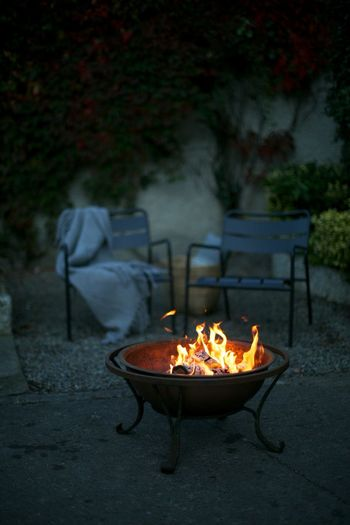 Fire bowl Relaxing Enjoying Life Outdoors Outdoor Pictures Terrace Thisisfall Firebowl