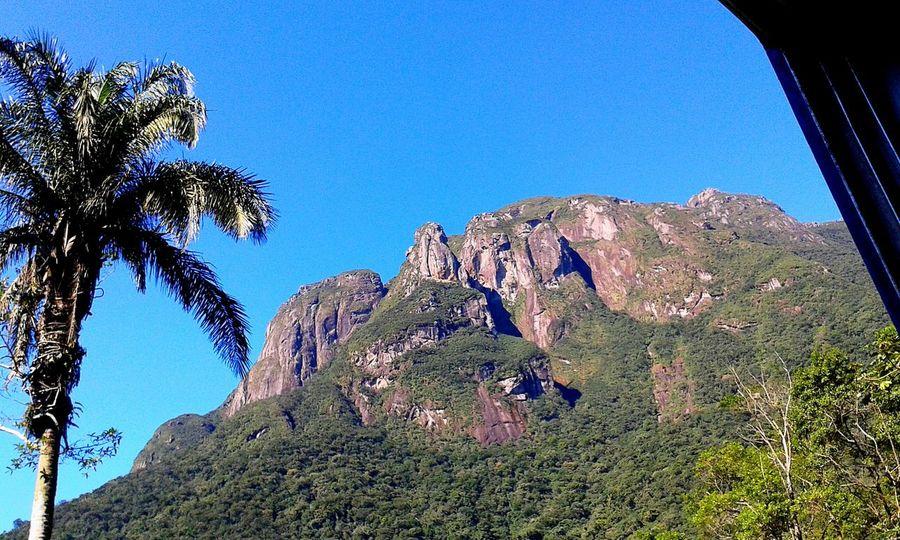 Passed Nature Enjoying Life Morretes Paraná