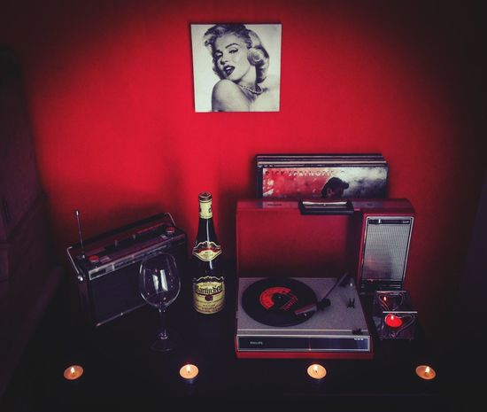 Photographic Memory Vinyl Vynil Records Marilyn Monroe Vintage Oldies Oldies But Goodies Oldies But Goldies Music Romantic Candle Light Candle Wine Red Wine