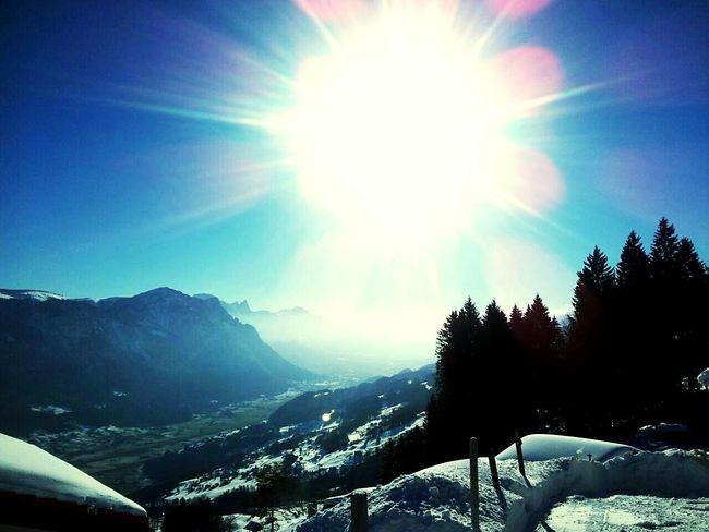 Bye Bye Winter Hello Sunshine