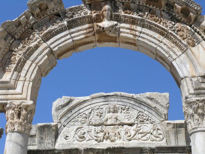 Ancient Ancient Architecture Ancient City Ancient Civilization Ancient Roman Ancient Ruins Architecture Ephesus Ephesus Ruins Ruin Ruins Travel Destinations Turkey UNESCO World Heritage Site World Heritage