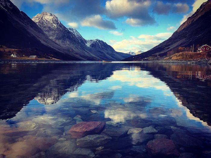 Photo taken in Lyngseidet, Norway
