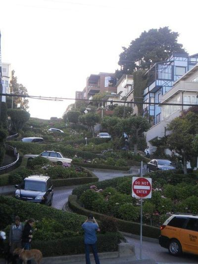 Streetphotography San Francisco