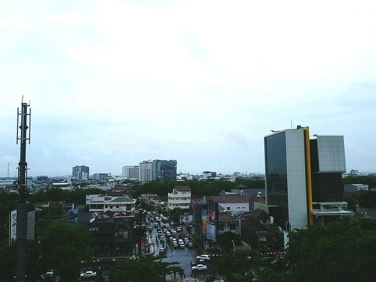 Outdoors City City Life Modern Busy Street Busy Road Busy Busy Busy EyeEmNewHere Semarang , Indonesia