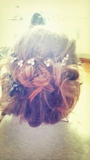 Prom hair (p.s. without the clip) My Hair Hair Style