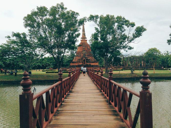 Sukhothai Sukhothaihistoricalpark Thailand Temple Merit Travelling Travel Photography Travel Traveler Traditional