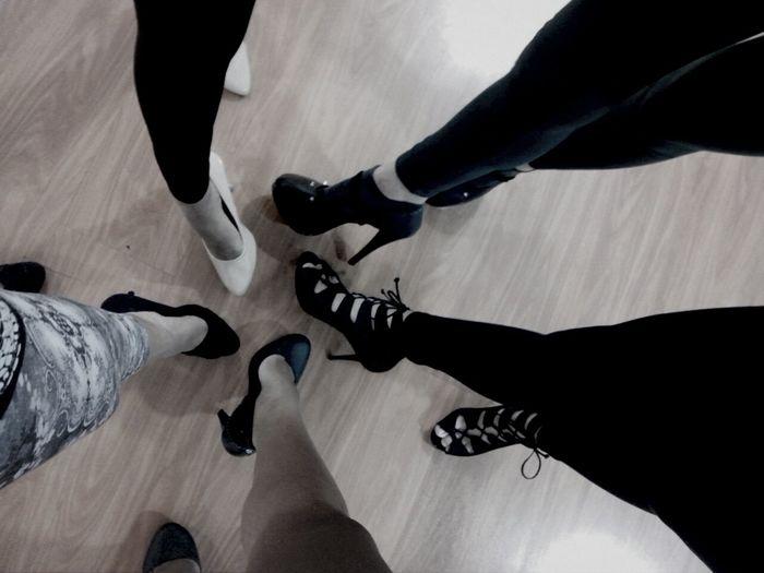 Up! Up Dance Stiletto High Heels Dance