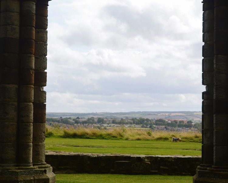 Whitby Abbey Whitby Yorkshire