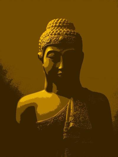Buddha Buddha Image Buddha Temple Healing Meditating Meditation Meditation Place Pray Spiritual Place Spirituality Worship Buddha Statue Buddhism Illustration Buddha Mindful Mindfulness Spiritual