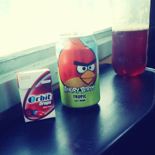 Angrybirds.:)<3