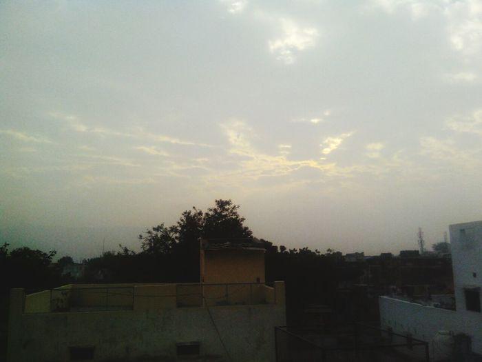 nice Morning .....