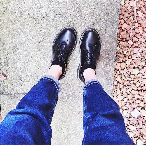 DrMartens1461搭配分享 First Eyeem Photo
