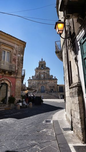Architecture Travel Destinations Religion History Built Structure Italia Sicilia Sicily Eye4photography  Tranquil Scene