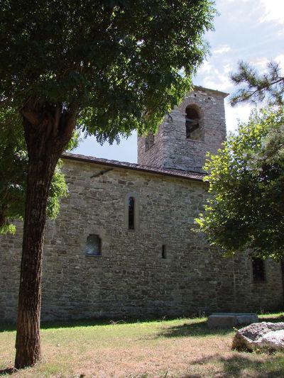 Architecture Badia Tedalda Bell Tower Church Italy Medieval Religion San Michele Arcangelo Spirituality Tuscany