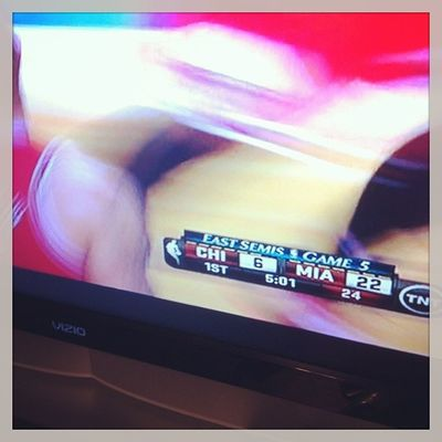 I think the Bulls can pack their bags now. Goheat Gameover Nbafinals