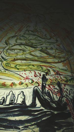 Shamanism Art, Drawing, Creativity Remonte Encore Et Encore.......
