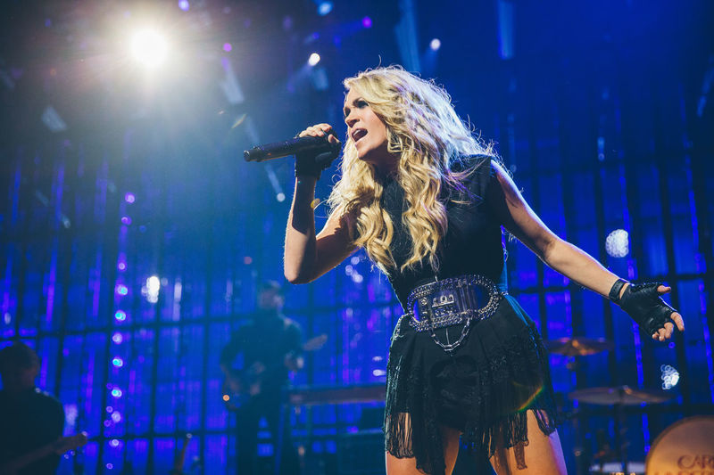 Applemusicfestival Carrie Underwood For The Love Of Music Roundhouse